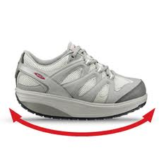 New Balance Rocker Bottom Shoes
